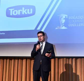 Boğaziçi Üniversitesi'nden Torku'ya 'Toplumsal Katkı Ödülü'