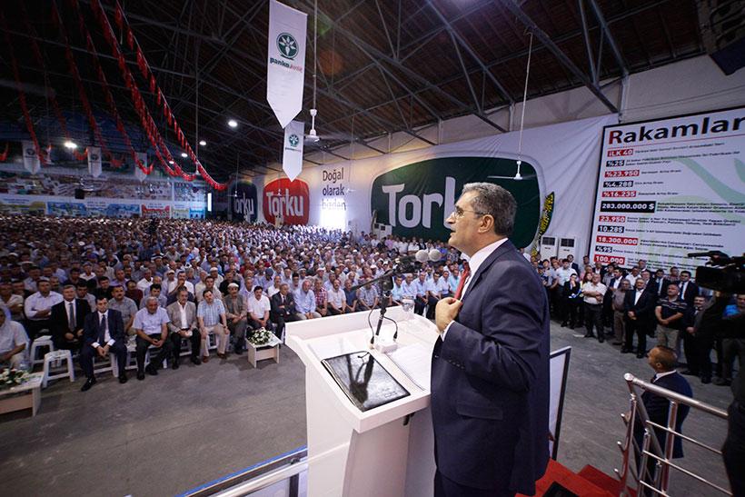 Pankobirlik Genel Başkanı Recep Konuk;Önce Vatan; Vatan yoksa mal da yalan mülk de yalan