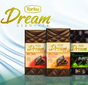 Çikolata tutkunlarına Torku'dan yeni özel lezzet, Torku Dream