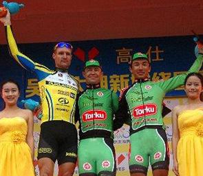 Torku Şekerspor Bisiklet Takımı  Çin'de 28 kez podyuma çıkarak tarih yazdı