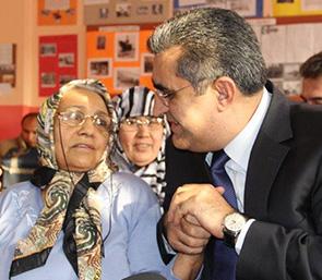 Pankobirlik Genel Başkanı Recep Konuk'tan Anneler Günü mesajı