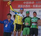 Çin'de Konya Torku Şekerspor Bisiklet Takımı rüzgarı esiyor.