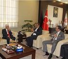 Milliyet Gazetesi'nden Pankobirlik Genel Başkanı Recep Konuk'a Ziyaret.