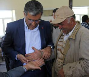 Konya Pancar Ekicileri Kooperatifi Yönetim Kurulu Başkanı Recep Konuk Dünya Çiftçiler Günü Mesajı