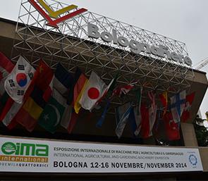 Pankobirlik Heyeti Bologna Tarım Fuarındaydı