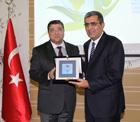 Pankobirlik Genel Başkanı Recep Konuk Kooperatifçilik Yılı etkinlikleri kapsamında düzenlenen İzmir'deki panele katıldı