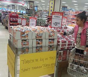 Kekler Torku'dan, Slogan Karadeniz'den