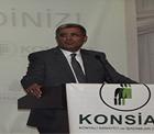 Recep Konuk, İstanbul Feshane'de düzenlenen 1.KONEXPO Sanayi Ve Kültür Etkinliği'ni değerlendirdi.