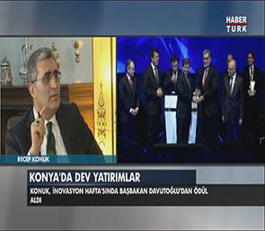 """Pankobirlik Genel Başkanı Recep Konuk:  """"Anadolu'da üretilen ürünlerin günün birinde bütün dünya eczanelerinde satıldığına şahit olursak şaşırmamak lazım."""""""