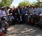 Dünya Tarım Örgütü (FAO) yöneticileri, Torku Ormanları'nı gezdi