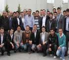 Genç Müsiad Üyeleriyle bir araya gelen Pankobirlik Genel Başkanı Recep Konuk, Konya Şeker'in misyonunu anlattı.