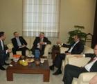 Konuk ile Dirkse'den ortak mesaj; Türkiye AB için, Konya Ovası insanlık için önemlidir.
