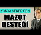 Türkiye'nin üreten gücü Konya Şeker, gücünü üreticilerle paylaşmaya devam ediyor.