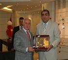 """Vali Aydın : """"Recep Konuk Konya için bir değerdir""""."""