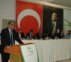 Konya Şeker'in 58.Olağan Mali Genel Kurulu'nda, Pankobirlik Genel Başkanı Recep Konuk; konuşma yaptı.
