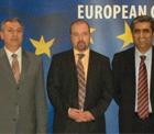 Pankobirlik Genel Başkanı Recep Konuk, AB Tarım ve Şeker Komisyonu uzmanlarıyla Brüksel'de görüştü.