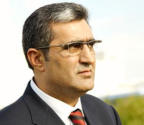 """Pankobirlik Genel Başkanı Recep Konuk; """"Gazze'nin acısı dinsin bayramlar bayram olsun"""""""