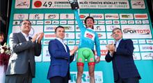 Mustafa Sayar ile tarih yazan Torku Şekerspor 49. Cumhurbaşkanlığı Bisiklet Turu'nun şampiyonu!