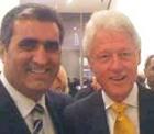 Konuk, Amerika'da liderlerle buluştu.