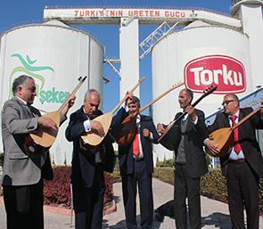Âşıklar Konya'da Toplandı İlhamını Konya Şeker'den Aldı