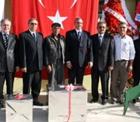 Konya Şeker'de 57. pancar alım kampanyası düzenlenen törenle başladı.
