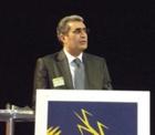 Recep Konuk Londra'da gerçekleştirilen ve  Uluslararası Şeker Örgütünün yıllık toplantısında konuşma yaptı.