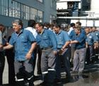 Konya Şeker yöneticileri ve çalışanları çifte bayram kutlaması yaptı.