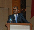 Pankobirlik Genel Başkanı Recep Konuk