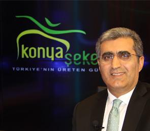 Konya Ekonomi-2014 Ödülleri sahiplerini buldu