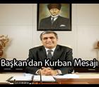 Pankobirlik Genel Başkanı Dr. Recep Konuk bayram mesajı.